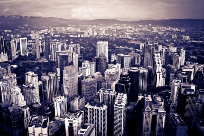 photodune 1011301 700x466 Многоэтажные здания с высоты   Multi storey buildings with a height of