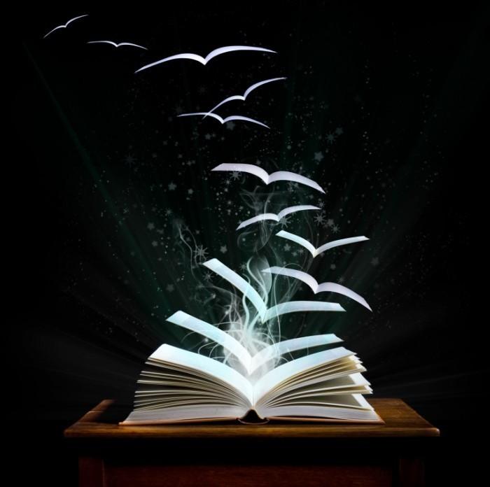 photodune 1091994 700x696 Магическая книга   Magic book
