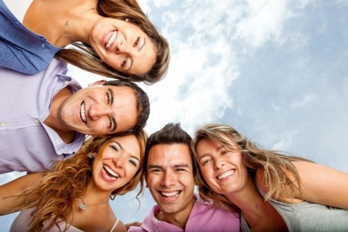 Фото молодых людей компании - 3