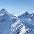 Снежные горы - Snowy Mountains