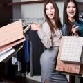 Девушки на шоппинге - Girl on a shopping