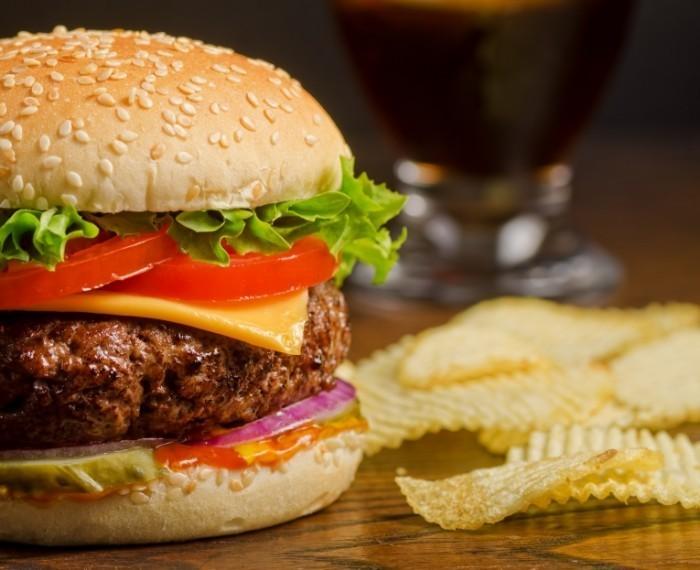 photodune 4408277 700x570 Гамбургер   Hamburger