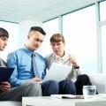 Офисные работники - Office workers