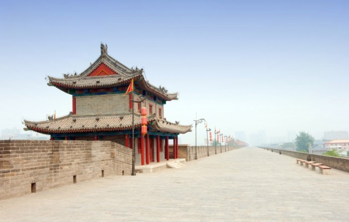 photodune 1065034 700x446 Китайская городская стена   Chinese city wall