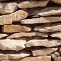 Стена из камня - Stone wall