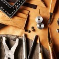 Кожа и инструменты - Leather crafting tools