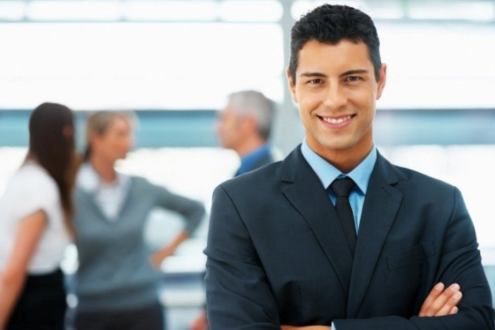 photodune 648788 700x466 Успешный бизнесмен    Successful businessman