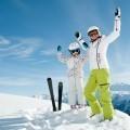 Лыжный курорт - Ski resort