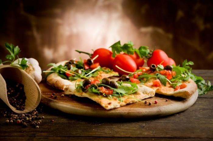 photodune 1090323 700x466 Вегетарианская пицца    Vegetarian Pizza