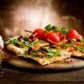 Вегетарианская пицца - Vegetarian Pizza