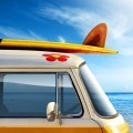 Серфинг на фургоне - Surf Van