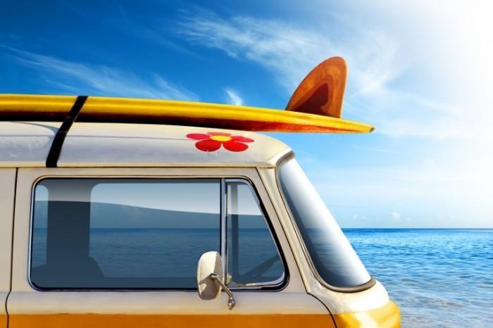 photodune 1551645 700x466 Серфинг на фургоне   Surf Van