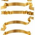 Золотые ленточки - Gold ribbons