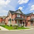 Пригородные дома - Suburban homes