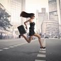Модная пробежка - Fashionable run