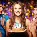 День Рождение - Birthday party