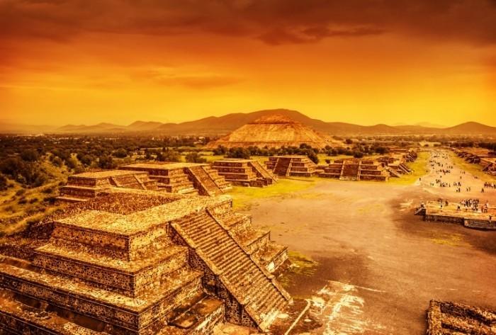 photodune 4987624 700x473 Пирамиды в Мексике   Pyramids of Mexico