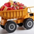 Грузовик с конфетами - Truck with candy