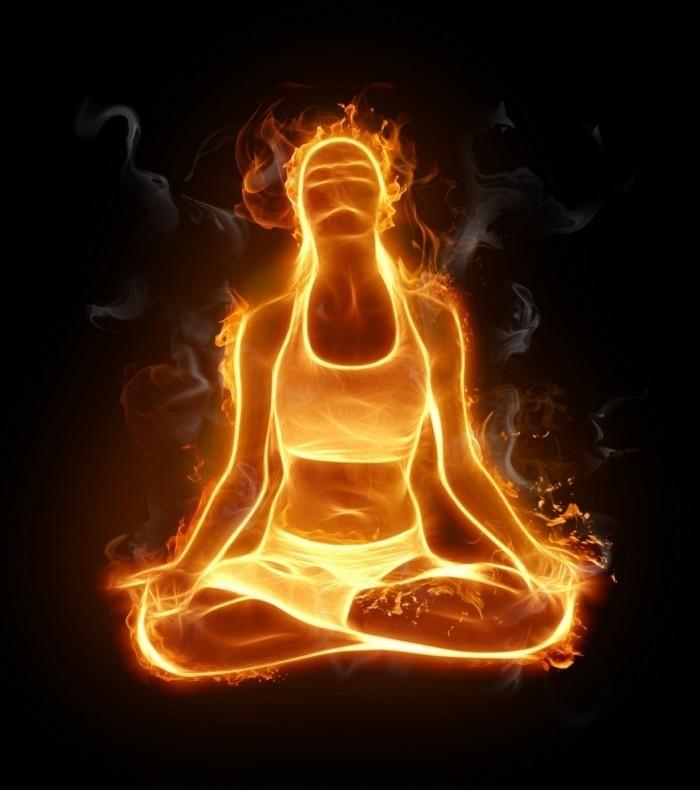 Fotolia 13283515 Subscription XL 700x790 Огненный силуэт   Fiery silhouette