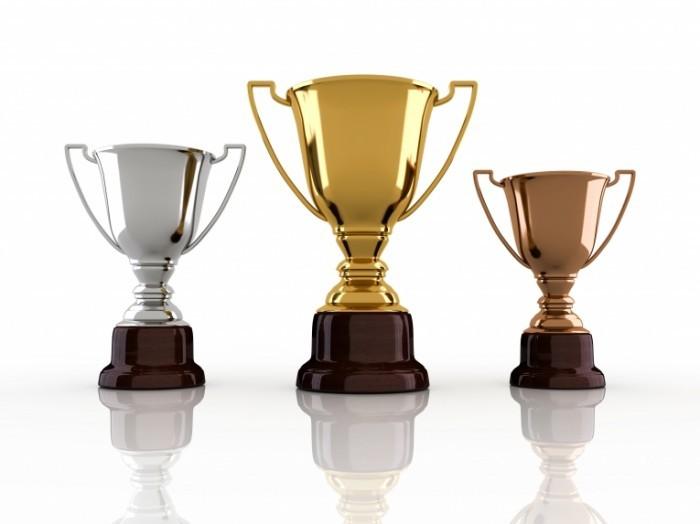 Fotolia 18169049 XL 700x524 Кубки призеров   Cups winners