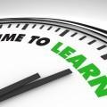 Время учиться - Time to learn