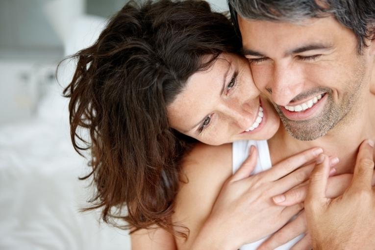 Смотреть порно онлайн нежное семейная пара