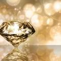 Граненый алмаз - Faceted diamond