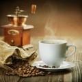 Кофемолка и ароматный кофе - And aromatic coffee grinder