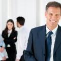 Бизнесмен с улыбкой - Businessman with a smile