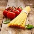 Спагетти и помидор - Spaghetti and tomato
