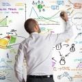 Мужчина с бизнес-планом - Man with a business plan