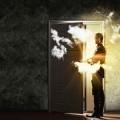 Мужчина у двери - Man at the door