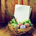 Пасхальная композиция - Easter composition