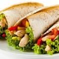 Лаваши с овощами - Pitas with vegetables