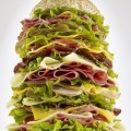 Огромный гамбургер - Huge burger