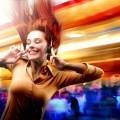Девушка в наушниках - Girl with headphones