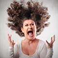 Волосы дыбом - Hair stand on end