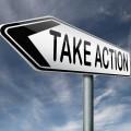 Прийми меры - Take action