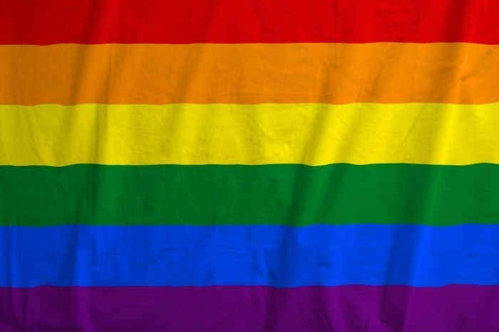 shutterstock 104542508 700x466 Разноцветный флаг   Colorful flag