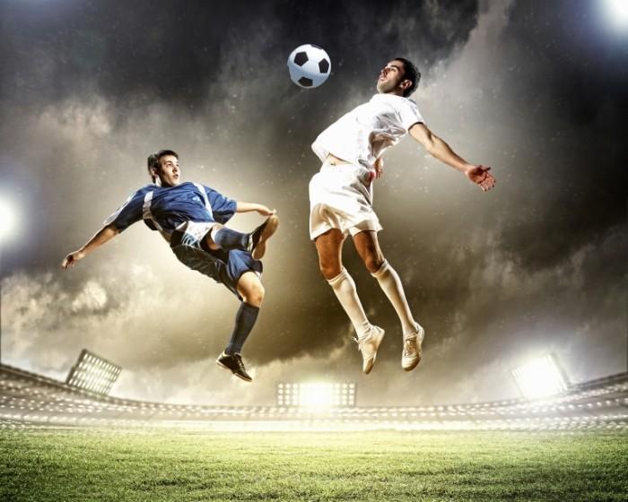 shutterstock 129030995 700x560 Футболисты   Footballers