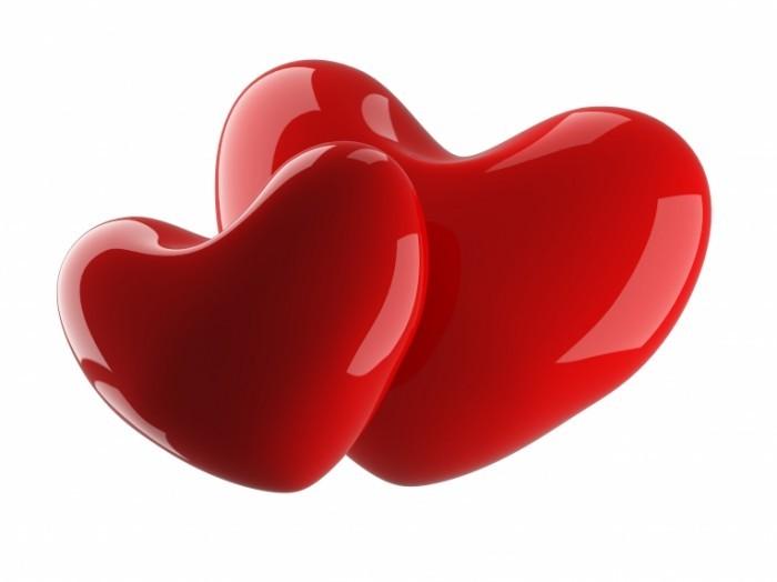 Depositphotos 1303446 XXL 700x524 Два сердца   Two hearts
