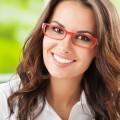 Девушка в красных очках - Girl in the red glasses