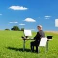Офис на природе - Office Outdoors