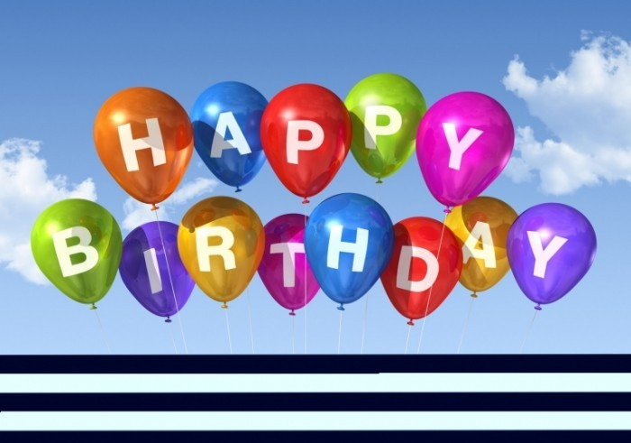 Fotolia 28132625 Subscription XXL 700x491 Шары Happy birthday  Happy birthday balloons