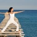 Занятия йогой - Yoga