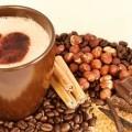 Кофе с орехами и шоколадом - Coffee with nuts and chocolate