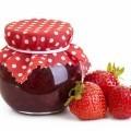 Клубничный джем - Strawberry jam