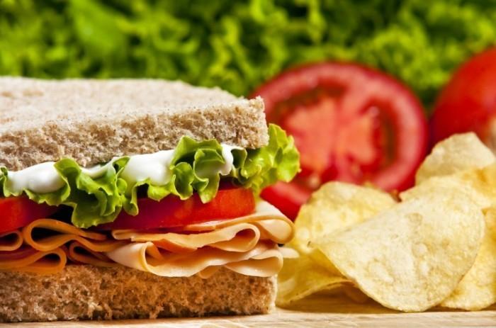turkey sandwich 700x463 Турецкий сэндвич   Turkish sandwich
