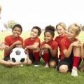 Футбольная команда юниоров - Junior football team