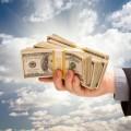 Деньги в руках - Money in the hands